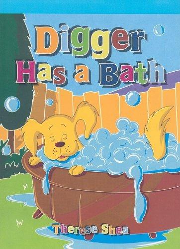 9781404264670: Digger Has a Bath (Neighborhood Readers)