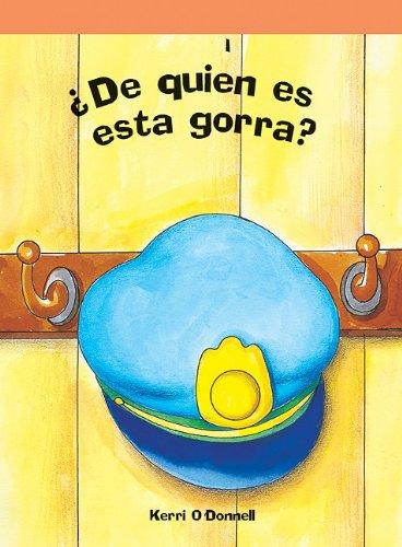 9781404265462: De quien es esta gorra?/ Whose Hat is That? (Spanish Edition)