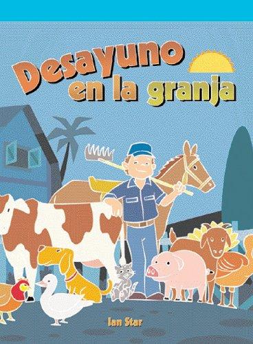 9781404266247: Desayuno en la granja/ Breakfast at the Farm (Spanish Edition)