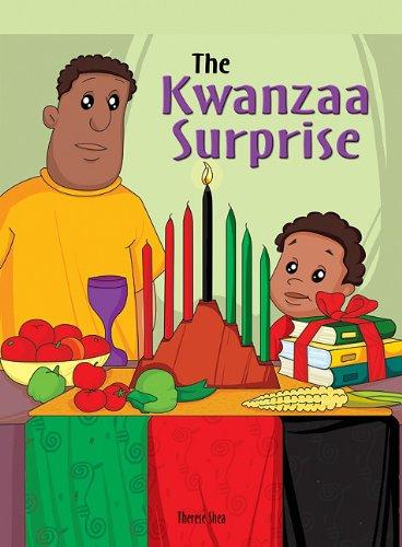 Kwanzaa Surprise: Therese Shea