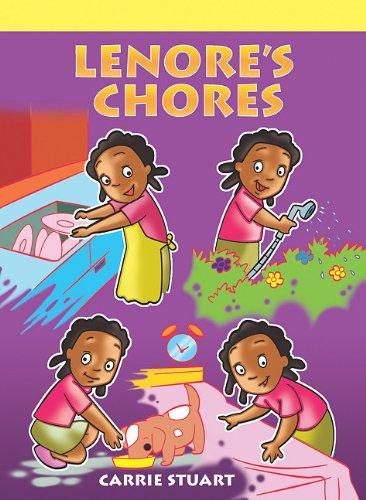 Lenore's Chores: Carrie Stuart