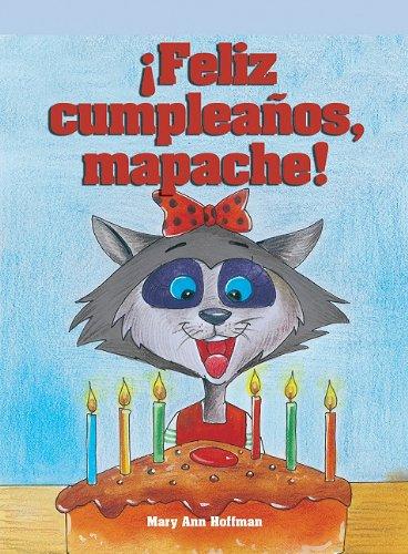 Feliz Cumpleaos Mapach (Spanish Edition): Mary Hoffman