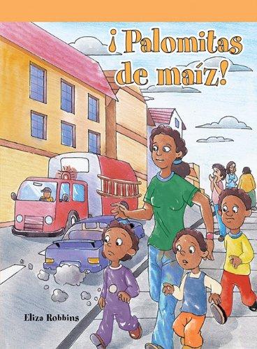 9781404272347: iPalomitas de mafz!/ The Popcorn Surprise (Spanish Edition)