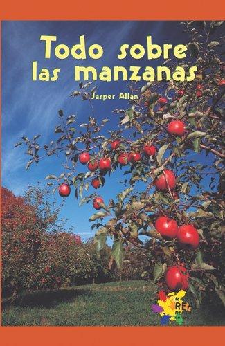 9781404274389: Todo sobre las manzanas/ All About Apples (Spanish Edition)