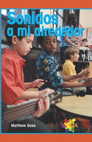 9781404274747: Sonidos a Mi Alrededor (Spanish Edition)