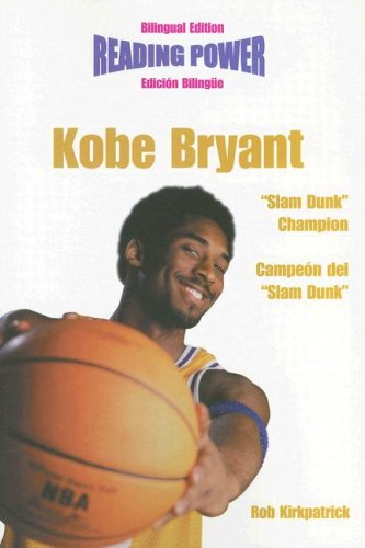 9781404275447: Kobe Bryant (Reading Power) (English and Spanish Edition)