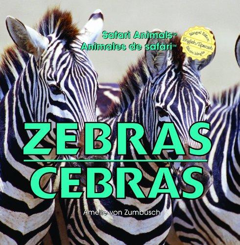 Zebras/ Cebras (Safari Animals / Animales De: Von Zumbusch, Amelie