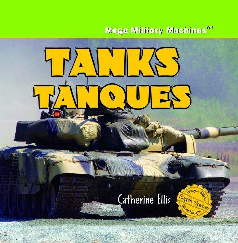 9781404276192: Tanks/Tanques (Mega Military Machines / Megamaquinas Militares) (English and Spanish Edition)