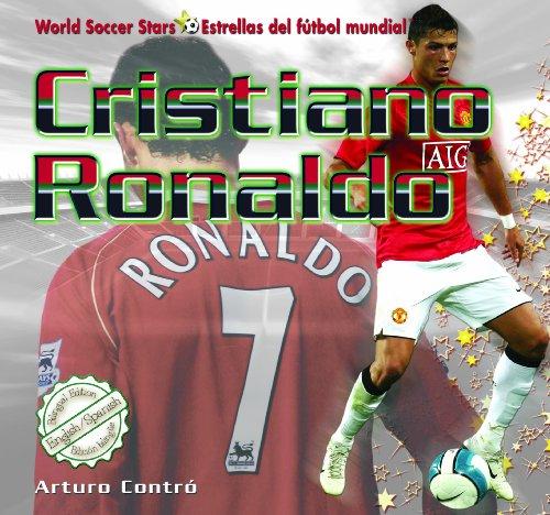 Cristiano Ronaldo (World Soccer Stars / Estrellas del Ftbol Mundial): Arturo Contro