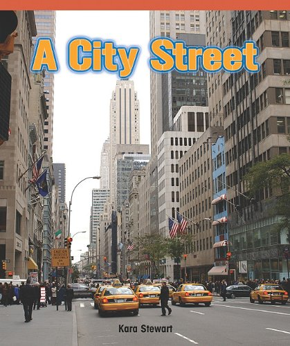 9781404279612: A City Street (Real Life Readers)