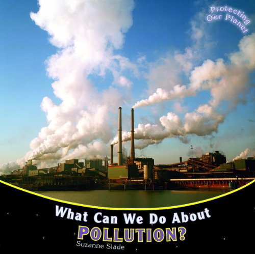 9781404280830: What Can We Do About Pollution? (Protecting Our Planet)