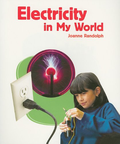 9781404284180: Electricity in My World (Journeys (Rosen))