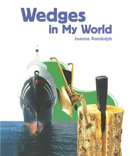 9781404284265: Wedges in My World (Rosen Classroom: Journeys)