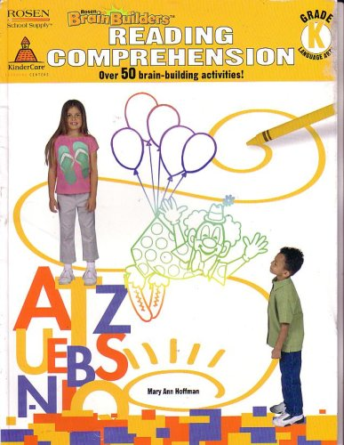 9781404285460: Brain Builders Reading Comprhension Grade K Language Arts