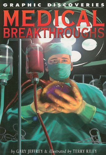 9781404295872: Medical Breakthroughs (Graphic Discoveries)