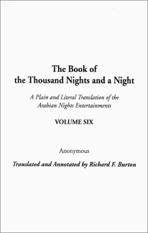 9781404300057: The Book of the Thousand Nights and a Night (v. 6)