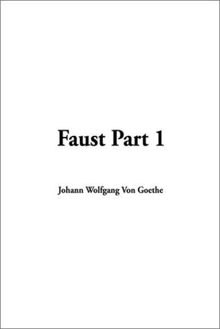 9781404302426: Faust Part 1 (Pt. 1)