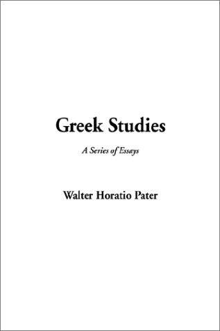 9781404304635: Greek Studies (A Series of Essays)