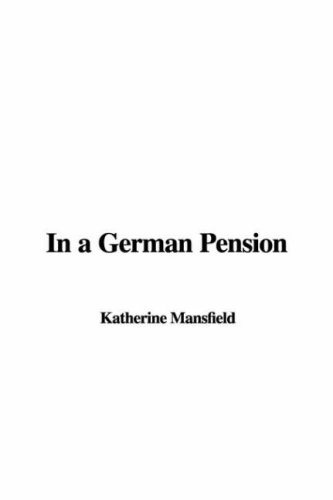 9781404309838: In a German Pension