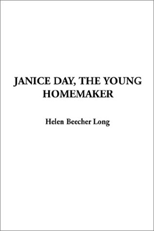 9781404310803: Janice Day, the Young Homemaker