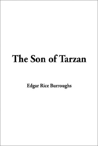 The Son of Tarzan (1404330453) by Edgar Rice Burroughs