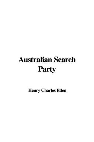 9781404342699: Australian Search Party
