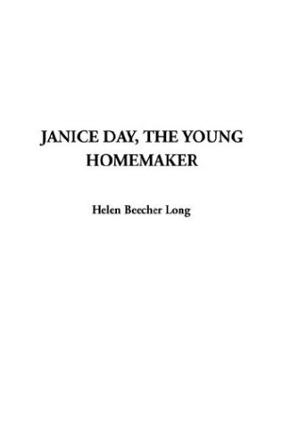 9781404366923: Janice Day, the Young Homemaker