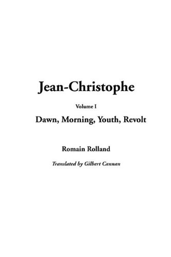 9781404374911: Jean-Christophe, V1