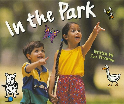 9781404514218: In The Park (GEAR UP)