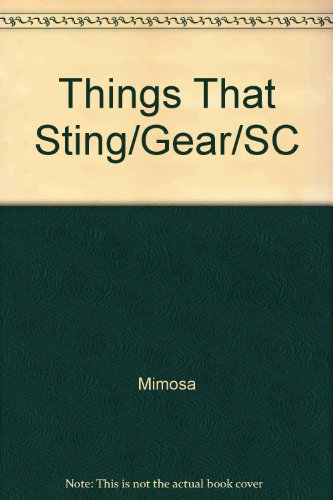 9781404515055: Gear Up, Things That Sting, Grade 1, Single Copy