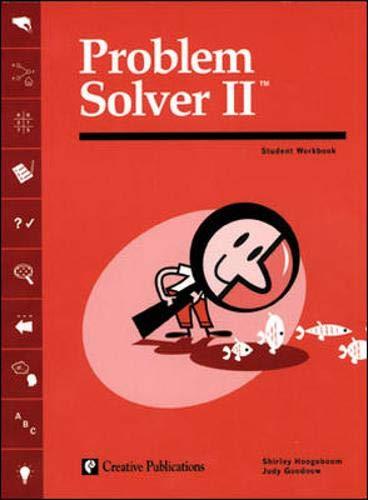 9781404517554: Problem Solver II: Grade 1 Student Book