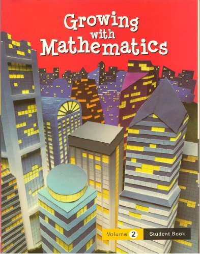 9781404519947: Growing with Mathematics Volume 2 Student Book