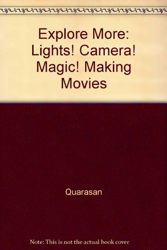 Lights! Camera! Magic! Making Movies: Fay Robinson