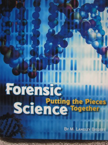 9781404528659: Explore More: Forensic Science Putting the Pieces Together