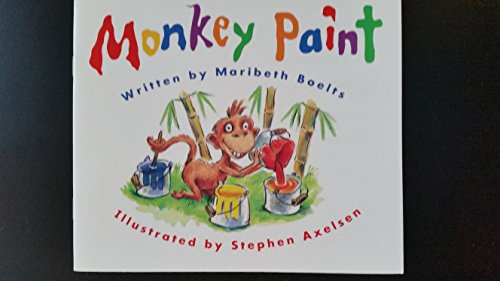 9781404536951: Monkey Paint (Gear Up)