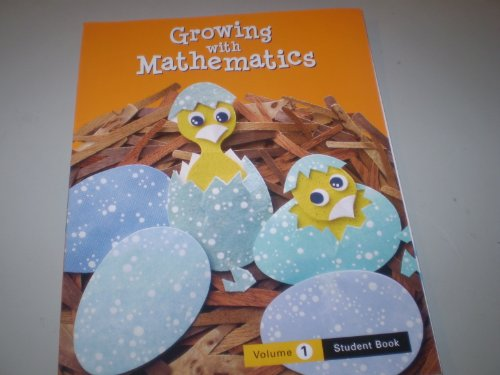 9781404565593: Growing with Math, Grade 1, Student Book 1
