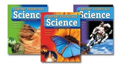 9781404567382: Content Essentials for Science Student Handbook: Vocabulary Content Literacy Level B