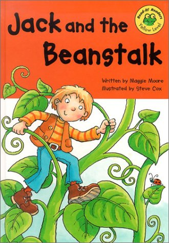 9781404800595: Jack and the Beanstalk (Read-It! Readers: Fairy Tales)