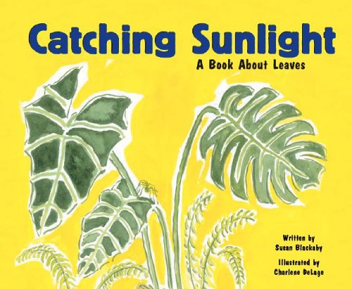 Catching Sunlight: A Book About Leaves (Growing: Susan Blackaby