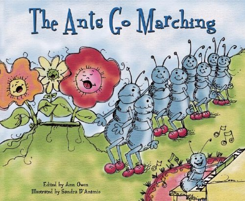 9781404801486: The Ants Go Marching (Traditional Songs)