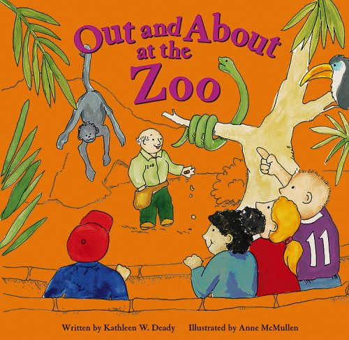 9781404801691: Out and About at the Zoo (Field Trips)