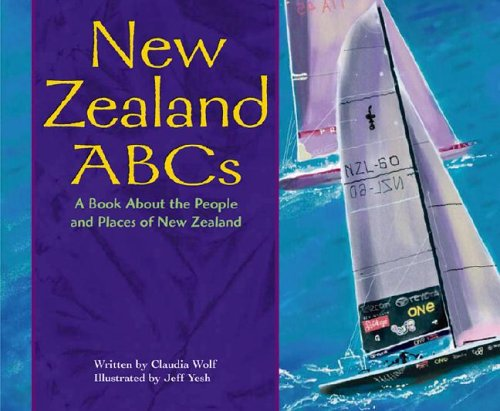 9781404801783: New Zealand ABCs: A Book About the People and Places of New Zealand (Country ABCs)