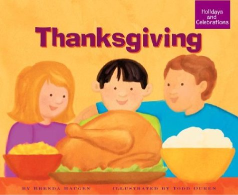 9781404801912: Thanksgiving (Holidays and Celebrations)