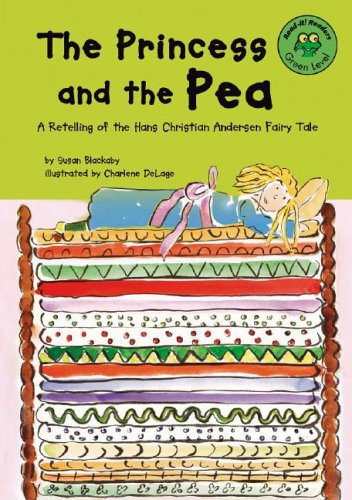 The Princess and the Pea (Read-It! Readers: Fairy Tales) (9781404802230) by Blackaby, Susan Jane