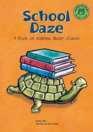 9781404802315: School Daze: A Book of Riddles About School (Read-It! Joke Books)
