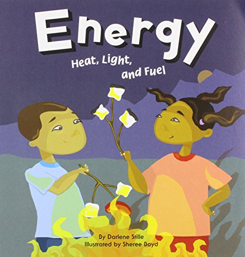 9781404803473: Energy: Heat, Light, and Fuel (Amazing Science)