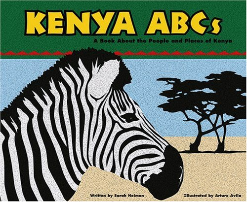 9781404803541: Kenya ABCs: A Book About the People and Places of Kenya (Country ABCs)