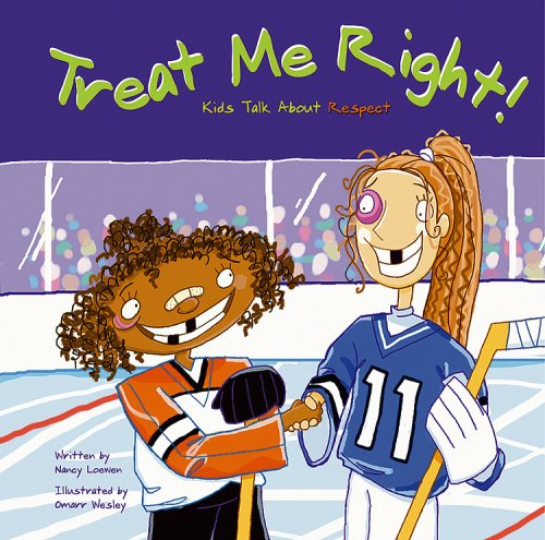 9781404803671: Treat Me Right!: Kids Talk About Respect