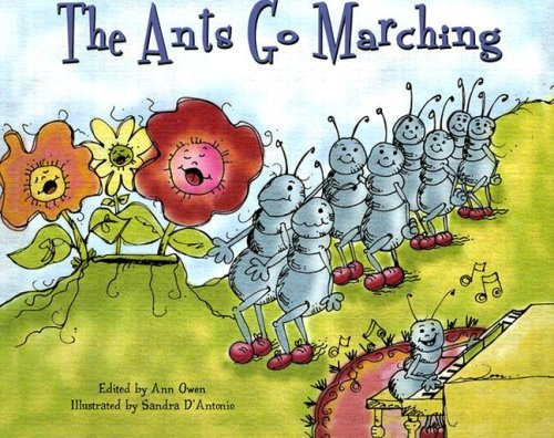 9781404804227: The Ants Go Marching (Traditional Songs)