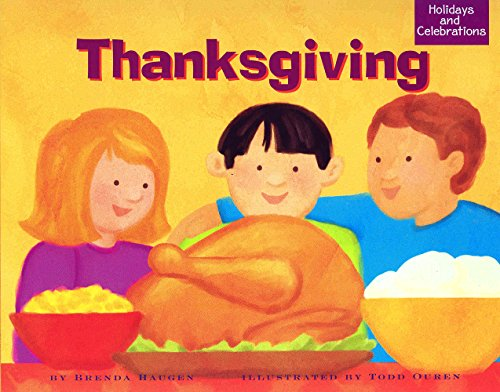 9781404804876: Thanksgiving (Holidays and Celebrations)